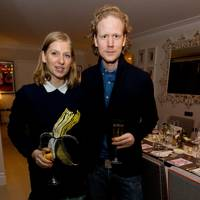 Susanne Ostwald and Ingvar Helgason