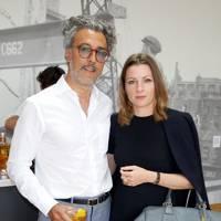 Fabrizio Zappaterra and Joanna Sykes
