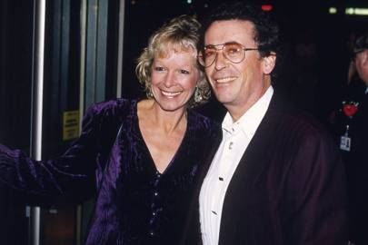 Mrs Robert Powell and Robert Powell