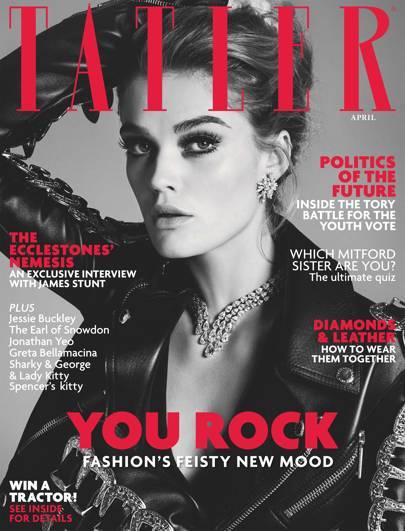 Inside the April issue of Tatler 2018   Tatler