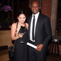 Eliza Doolittle and Patrick Viera