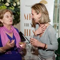 Lady Teresa Waugh and Daisy Waugh