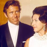 1976: With Lord Snowdon