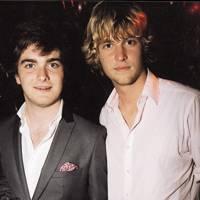 James Rae and Max Davies-Gilbert