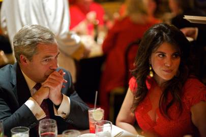 Nigel Farage and Monica Lewinsky