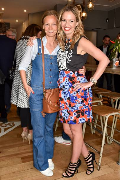 Martha Ward and Marissa Hermer