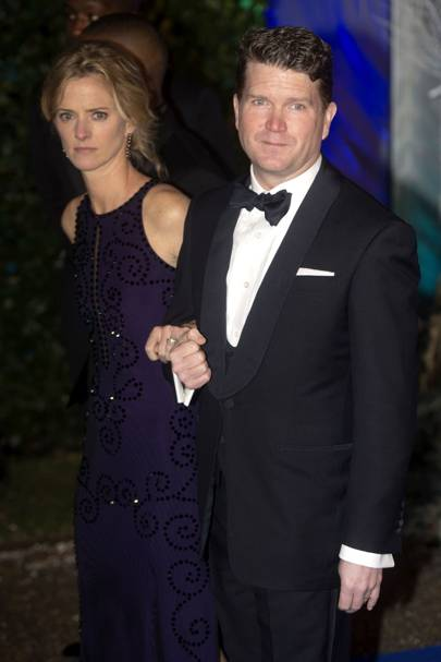 Brooke Barzun and Matthew Barzun