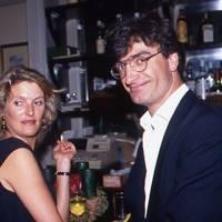 Mrs Orlando Harris and Lord Mancroft