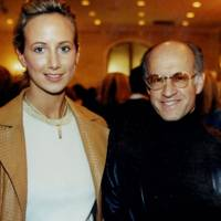 Lady Victoria Hervey and Roger Saul