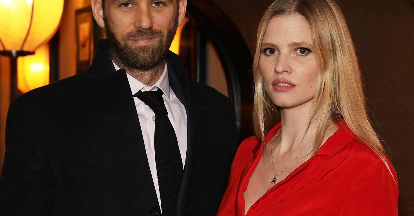 Lara Stone is engaged to her Tinder match, David Grievson