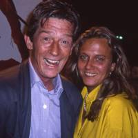 John Hurt and Mrs John Hurt