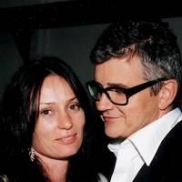Mrs Paul Simonon and Jay Jopling
