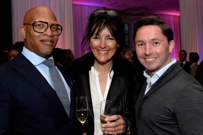 Karl Castillo, Stephanie Ashton and Daragh Geraghty