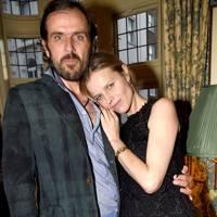 Andreas Koronthaler and Eva Herzigova