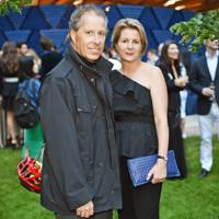 The Earl of Snowdon and the Countess of Snowdon