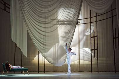 Marguerite and Armand at the Royal Ballet