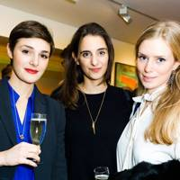 Emma Laugier Davies, Ruth Mayer and Anna Halliday