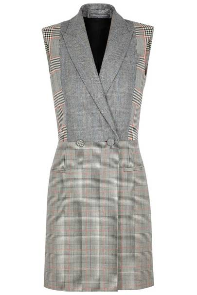 Alexander McQueen blazer dress