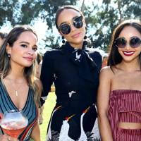 Sophie Lopez, Ashley Madekwe and Cara Santana