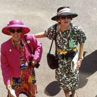 Lady Cubitt and Lady Halifax