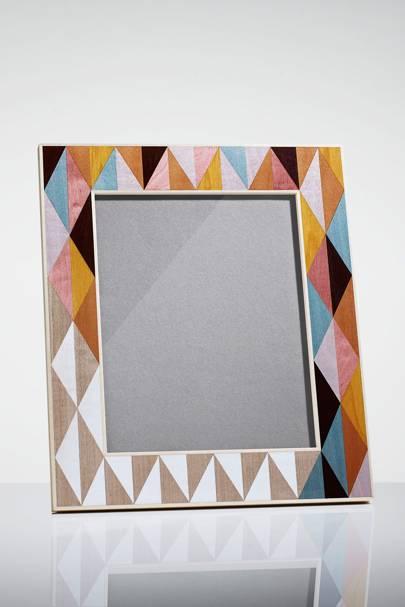 Sycamore frame