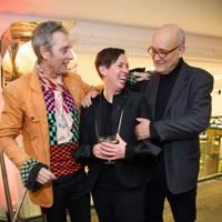 Bruno Wizard, Linda Hewson and Robert Roope