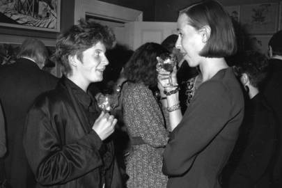 Becky Swift and Marie-Louise Pumfrey