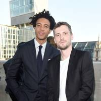 Charlie Casely-Hayford and George Barnett