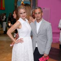 Alice Eve and Richard Nicoll