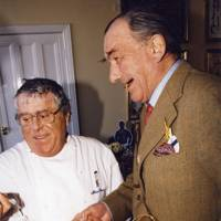 Albert Roux and Edward Birkbeck