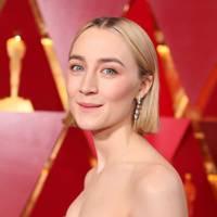 Saoirse Ronan in Cartier at the Oscars