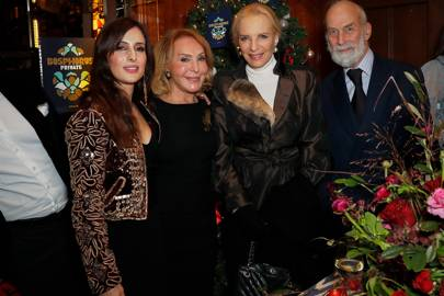 Nevbahar Koç, Cigdem Simavi, Princess Michael of Kent and Prince Michael of Kent
