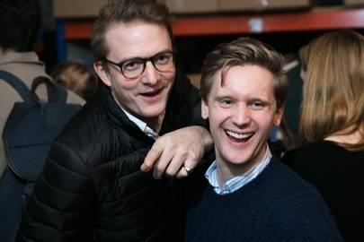 Nick Poulton and Sam Pullin