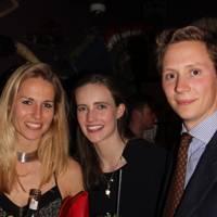 Katherine De Rome, Alexandra Gillon-Livesy and Jamie Hepburn