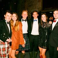 Duncan Harle, Lily Longton, Lachlan Cheyne, Henry Chamberlain, Hannah Mason and John Price