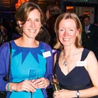 Sophie Barbe and Sarah Beardmore-Gray