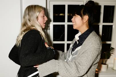 Harriet Verney and Susie Lau