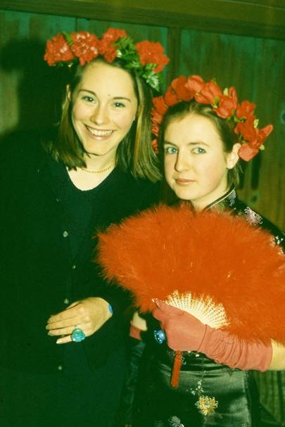 Harriet Harper and Kajsa McLaren