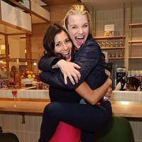 Jasmine Hemsley and Julie Montagu
