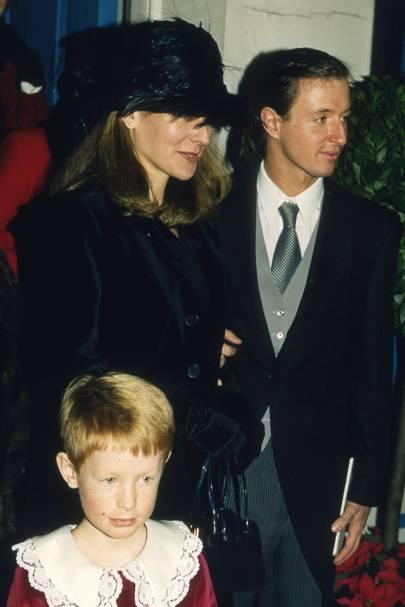 Joseph Maitland-Robinson, Amy Davidson and Horst Dittman