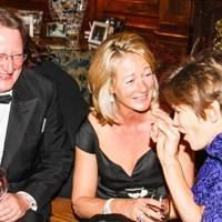Philip Freedman, Lucinda Freedman and the Countess of Halifax