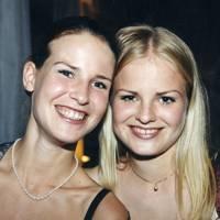Kristin Kjellberg and Anna Kjellberg