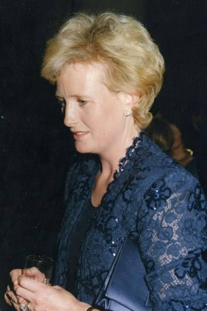 Mrs Peter Gummer