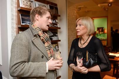 Sebastian Cox and Janice Morley