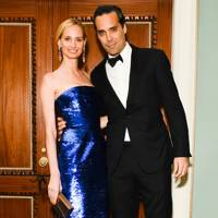Lauren Santo Domingo and Andrés Santo Domingo