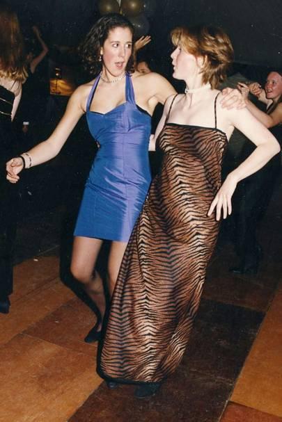 Lucinda Henderson and Kate Haldane