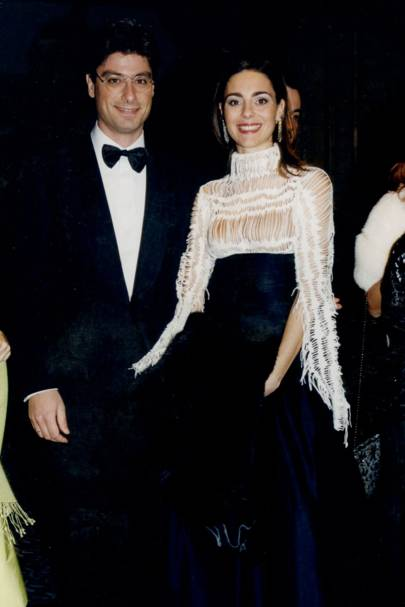 Philipo Efstathiou Eua Pateras and Mrs Philipo Efstathiou Eua Pateras