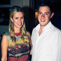 Nicky Hilton Rothschild and James Rothschild