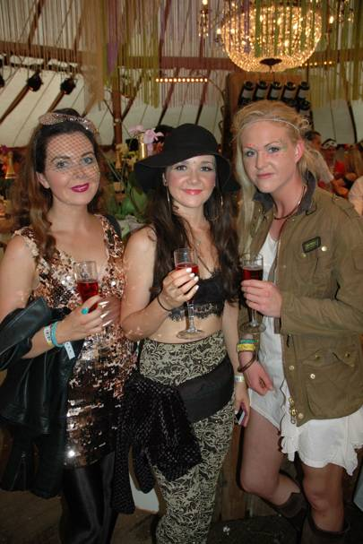 Sophie Taylor, Amy Taylor and Annabelle Swift