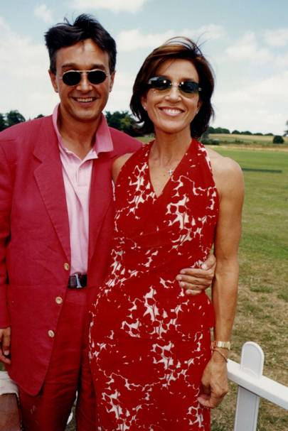 Tomasz Starzewski and Mrs Maximilian Gainza-Bamberg